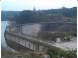 重庆天宝寺中型水库自动化监测系统